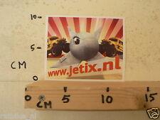 STICKER,DECAL WWW.JETIX.NL JETIX SPEELGOED ?