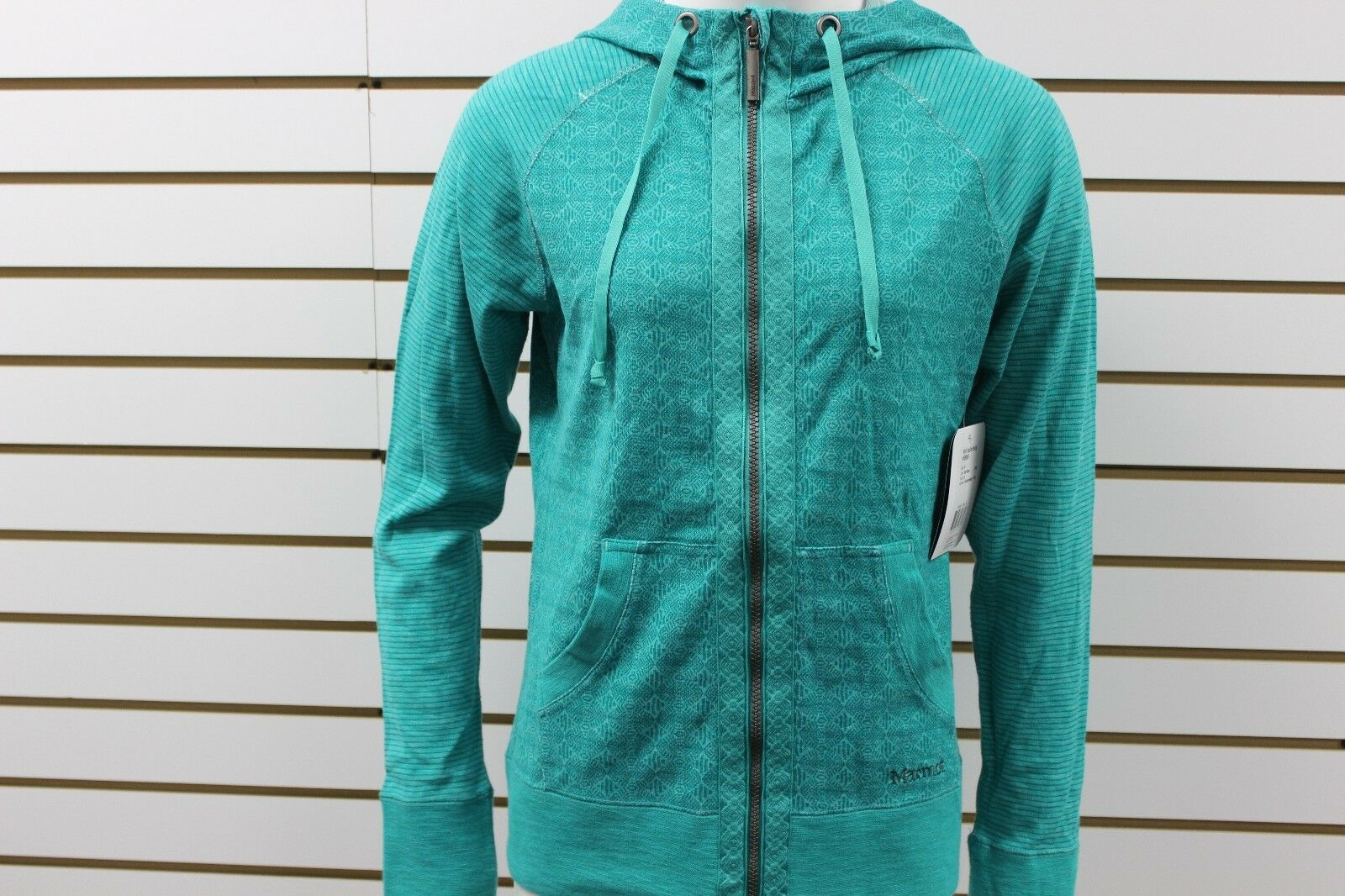 Women's Marmot Lightweight Sadie Hoody Gem Green 58600 Brand New Wit Tag