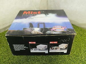 Pond Mist Maker Water Feature 3 Emmiter Float Floats