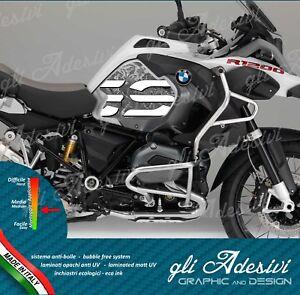 2 Stickers Side Tank Motorrad Bmw R 1200 Gs Adventure Lc 2018 World