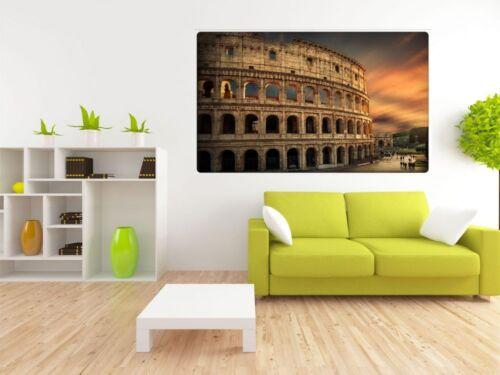 Colosseum Rom Antike Italien Wandtattoo Wandsticker Wandaufkleber R0942