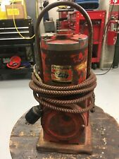 Devilbiss Tuffy Vintage Air Compressor Nch 501 Made In Usa