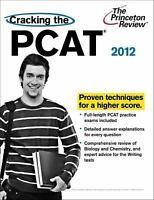 Graduate School Test Preparation: Cracking the PCAT 2012-2013 by Princeton Revie