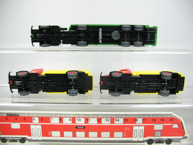 AF334-0,5x Wiking H0 LKW Tankwagen Lastwagen Büssing    Shell+BP, NEUW bdcba9