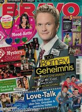 Bravo Nr. 13/21.3.2012,HIMYM-Barney,DSDS,Selena Gomez,Charlie Sheen,