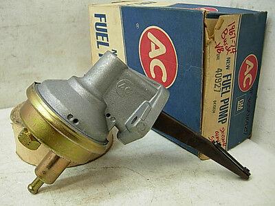 40927 NEW NOS Mechanical Fuel Pump3 Line M4511-67-74 Buick 400 430 455 V8