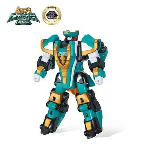 Dino core Evolution2 Mega D combatiente KRONO Transform Robot giocattolo
