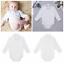 Newborn-Baby-Boy-Formal-Gentleman-Shirt-Romper-Jumpsuit-Birthday-Party-3-14M thumbnail 2