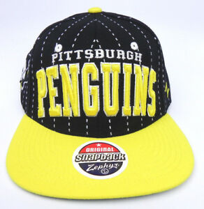 3e2e0f2caab Image is loading PITTSBURGH-PENGUINS-NHL-VINTAGE-SUPER-SNAPBACK-RETRO-2-