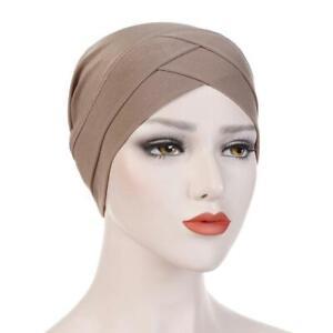 Women-Muslim-Turban-Cancer-Chemo-Cap-Hijab-Hair-Loss-Hat-Headwrap-Bandana-S-X8Q7