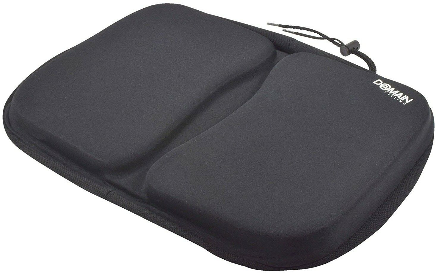 EXTRA Large Gel Exercise Bike Seat Cushion Cover, Stationary Recumbent Bicycle