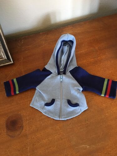 """Lindsey American Girl 18/"""" Doll Meet Sweater Jacket ONLY Retired"""