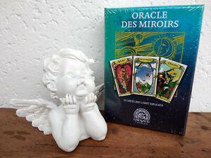 Oracle-des-miroirs-Grimaud-jeu-de-cartes-divinatoires-neuf-en-Francais-livret