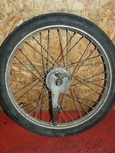 Vorderrad-Felge-Rad-vorne-front-wheel-DKW-Hummel-113