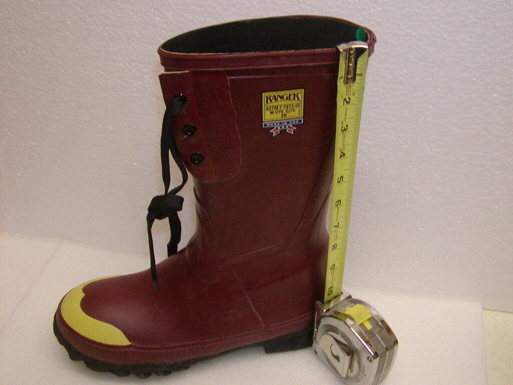 6145 Safety Toe rot rubber insulated Stiefel meets exceeds ASTM F2413-11 std