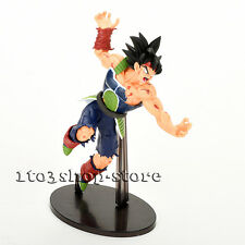 "Dragon Ball Z: Saiyan Warrior Bardock Goku Father 6"" Action Figure Dolls New"