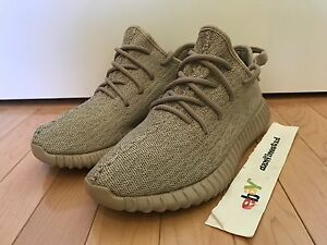 f0ae597174ebda Image is loading Adidas-Yeezy-Boost-350-Oxford-Tan-Used-Sz-