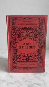 J.Peltier - La Carpa ', La Bonita Carpa 1935 - Librero Hachette