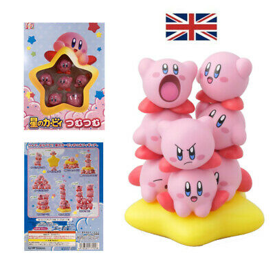 Kirby Jenga Funny Action Figure Model Toys