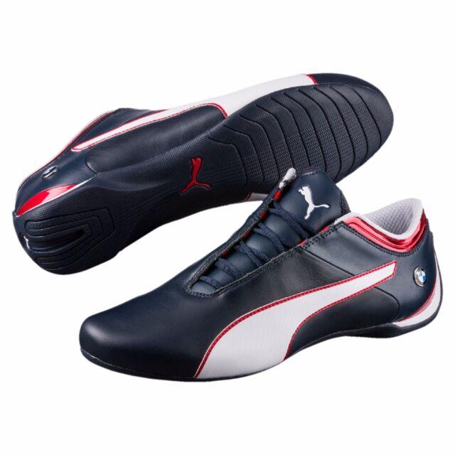 0c001989404fa6 BMW MS Future Cat Mu Men S Shoes 10 Team Blue-high Risk Red-puma White