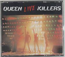 QUEEN KILLERS LIVE - 2 CD F.C  COME NUOVO!!!