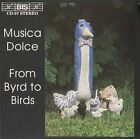 From Byrd to Birds Various Composers Audio CD