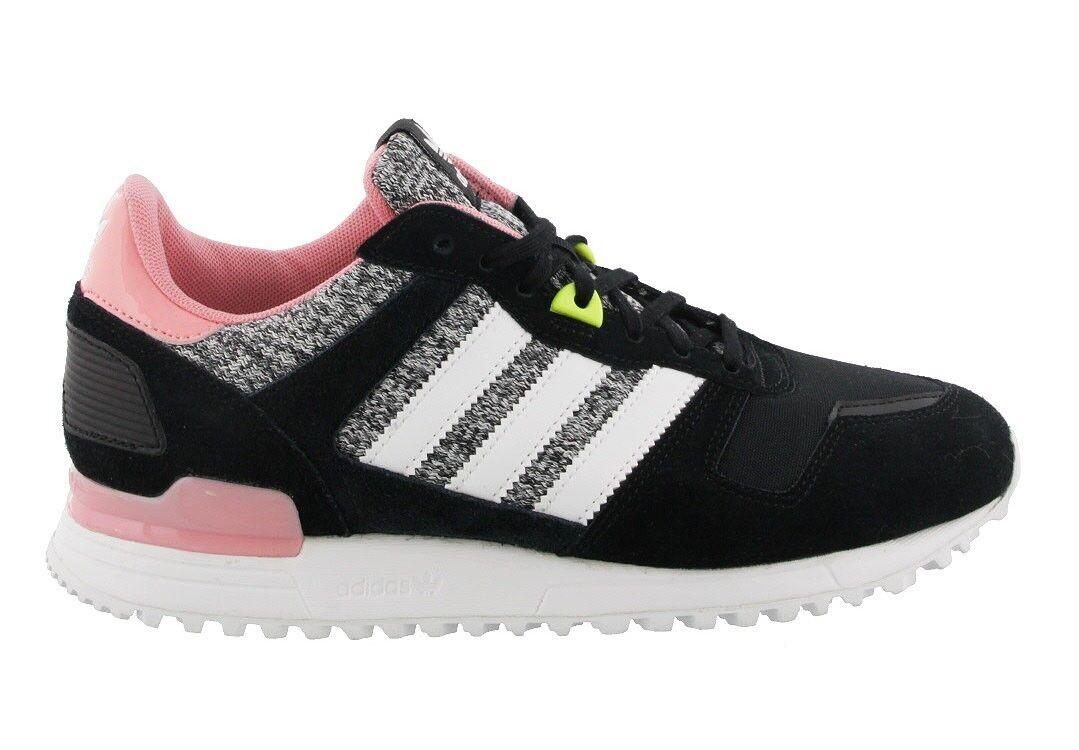 ADIDAS Sneaker Originals ZX 700 W 44 Damen B25716 CBLACK/FTW Sneaker ADIDAS pink rosa schwarz d46d00