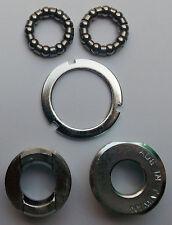 Cycle Bottom Bracket 5 Piece Cups, Bearing, Locknut Set, Cheapest Bike Parts