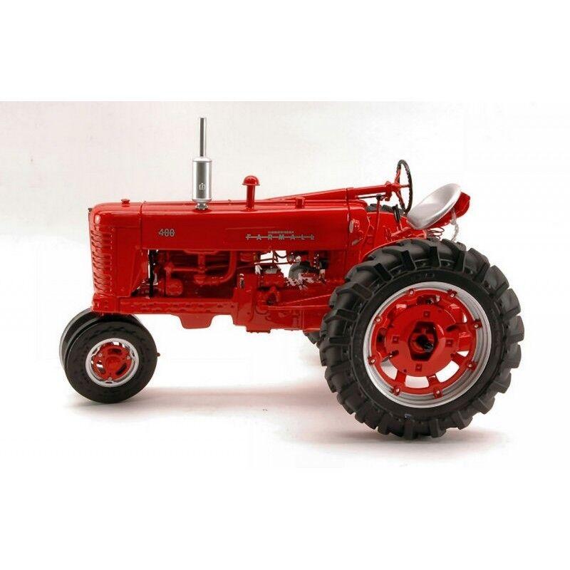 ERTL RC2 FARMALL 400 tracteur 1,16 modellino die cast model