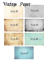 Vintage-Farmhouse-Styled-Country-Cow-Trash-and-Recycle-Label-Stickers thumbnail 2