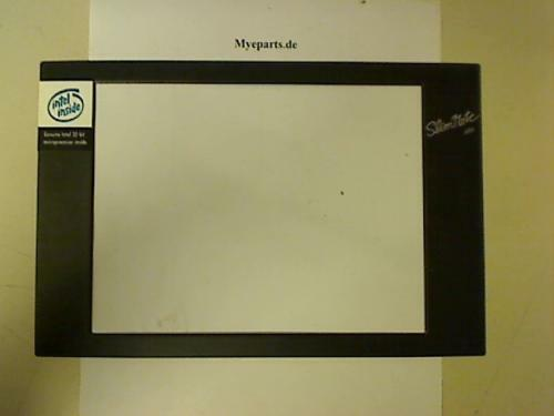 TFT LCD Screen Cover Bezel Front Twinhead Slimnote 486/33