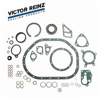 Mercedes W116 W123 W126 300cd Engine Conversion Gasket Set Victor Reinz on sale