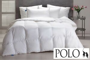 POLO-Luxury-white-Quilt-Doona-Single-Double-Queen-amp-King-sizes-available