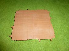 Grundplatte Bodenplatte Platte zu Ritterburg 3666 Playmobil 042