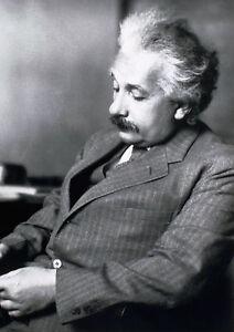 Art Print POSTER Albert Einstein