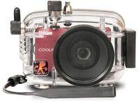 Ikelite Ultra Compact Housing For Nikon Coolpix S6000 Digital Camera