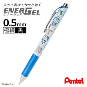 Doraemon-gel-ink-ballpoint-pen-energel-I-039-m-DORAEMON-Made-in-Japan-Anime