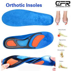 Orthotic Shoe Insoles Inserts Flat Feet