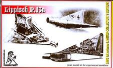 Unicraft Models 1/72 LIPPISCH P.13a German Jet Fighter Project