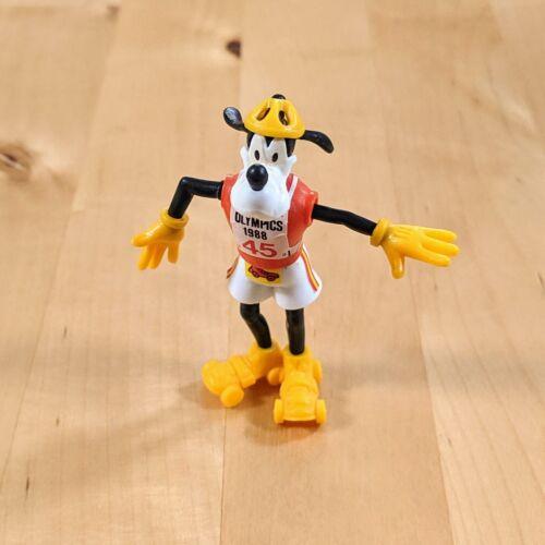 Kinder Surprise Disney Egg Toy Goofy Olympics Skating Variations 1988 Ferrero