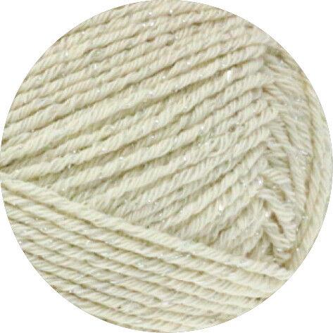 3602 Ecru 50 G Lana creativo lana Grossa-kilómetros solo Cotone Stella-FB