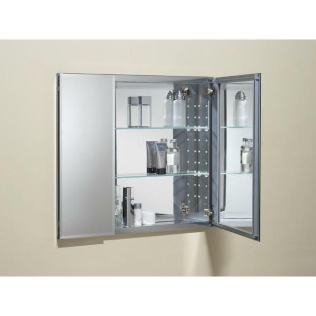Bathroom Medicine Cabinet Mirror Oval