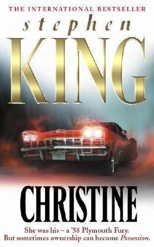 Christine By Stephen King. 9780450056741