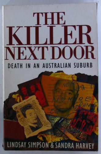 1 of 1 - #JJ49, S Harvey & L Simpson THE KILLER NEXT DOOR, SC AC