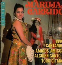disco 45 GIRI Maruja GARRIDO VIVO CANTANDO - AMIGOS, AMOGOS ALGUIRN CANTO..