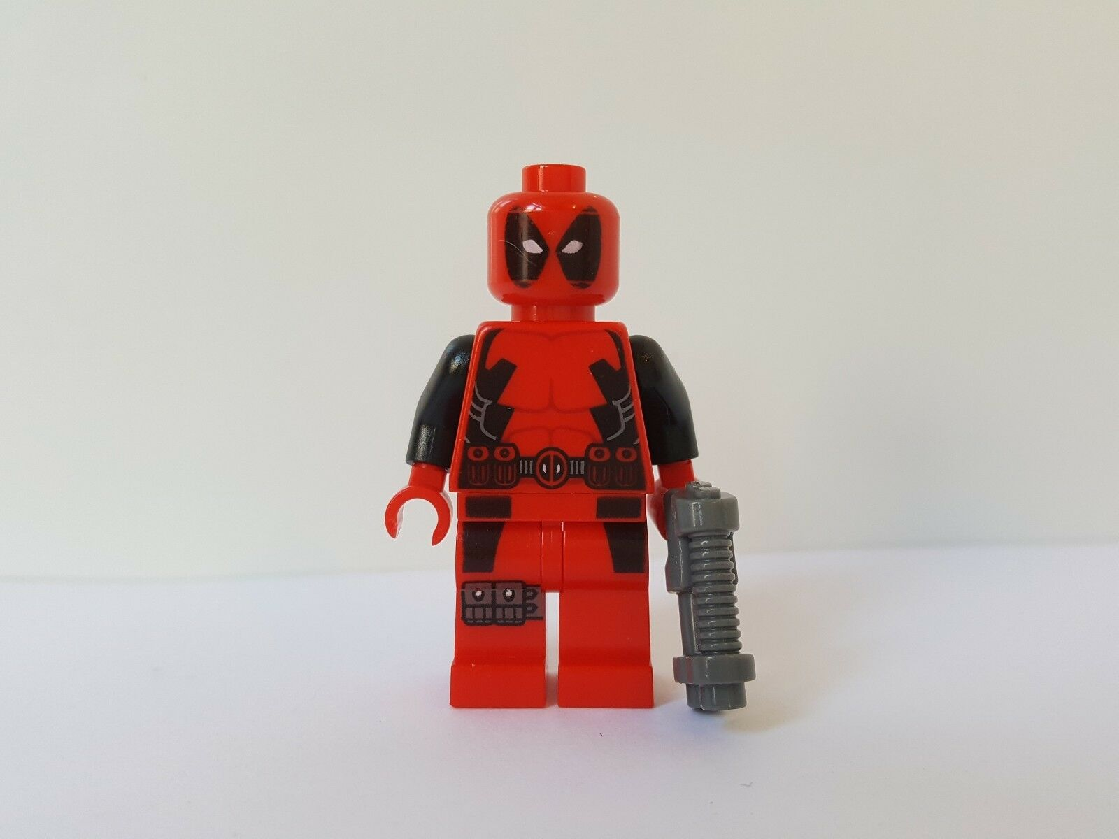 Genuine Lego Deadpool Minifigure minifig Super Heroes Mini Figure ref26178 6866