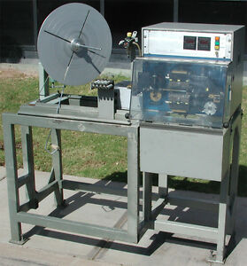 Komax Benchtop Ribbon Cable Wire Strippng Machine 31 Ebay