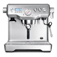 Breville BES920 11 Cups Espresso Machine - Stainless Coffee and Espresso Makers