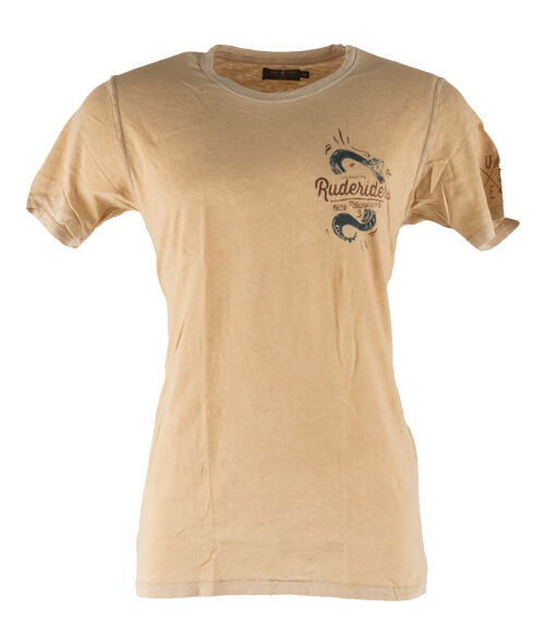 RUDE RIDERS T Shirt snake, Made in