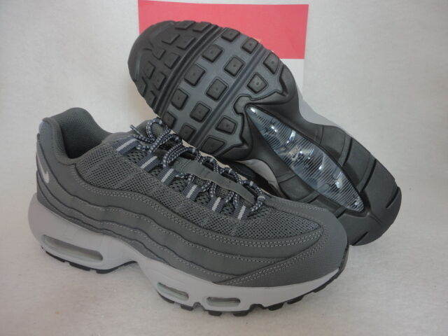f168c9df20 high-quality Nike Air Max 95, Dark Grey / Wolf Grey / Black, 609048 ...